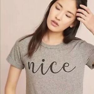 "SOL ANGELES ""NICE"" T-shirt"